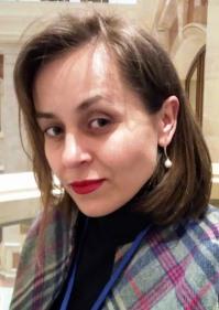 Halyna Skvortsova